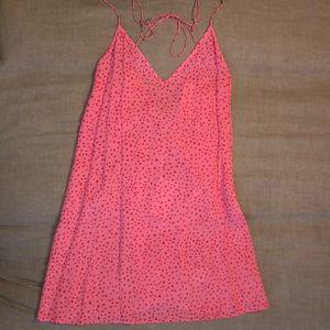 NWT For Love & Lemons Slip Dress